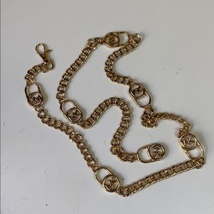 Belt chain